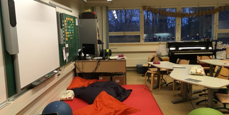 """""""Elementos lowcost del sistema finlandés para transformar la escuela"""""""