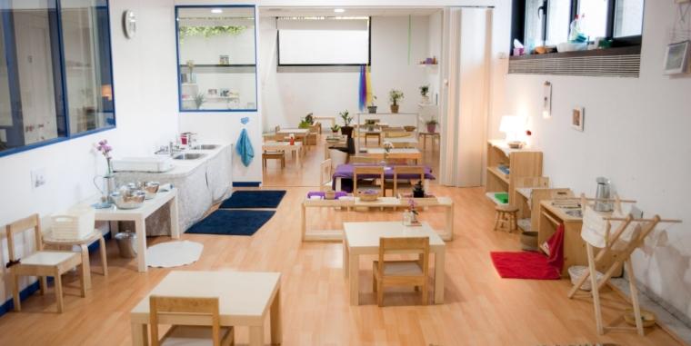 Transformación metodológica inspirada en Montessori