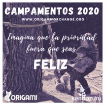 Campamentos Origami