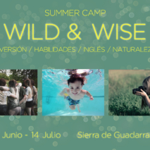 Campamento Wild and Wise
