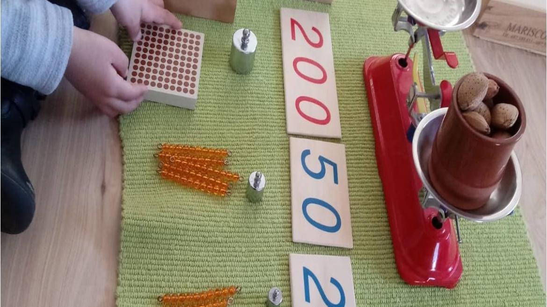 Tardes Montessori