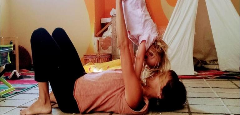 Yoga infantil y en familia
