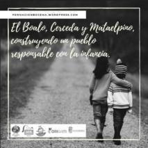 Construyendo un pueblo responsable con la infancia