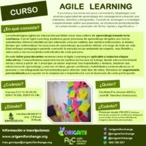 Curso de Agile Learning para docentes